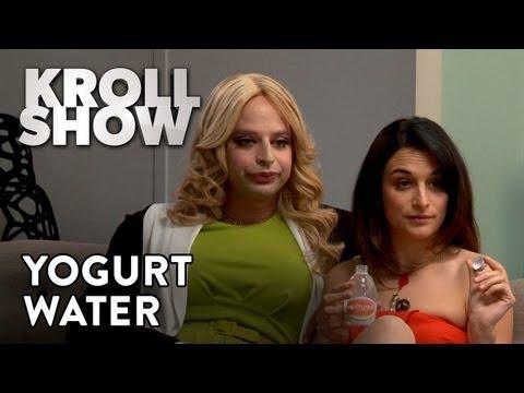 Kroll Show - PubLIZity - Yogurt Water (ft. Jenny Slate)