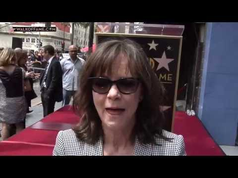 Sally Field Walk of Fame Ceremony