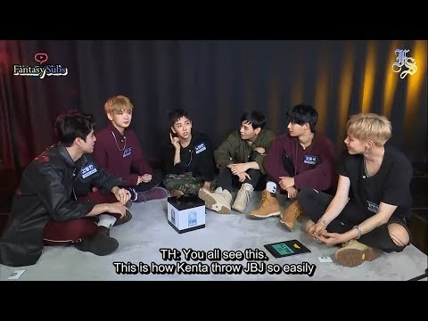 [ENG SUB] 171019 JBJ HeyoTV Private Life Episode 1