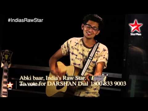 India s Raw Star: Vote for Raw Star Darshan Raval! 17 September 2014 02 PM
