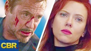 Video What Tony Stark And Black Widow's Final Words Really Mean In Avengers Endgame MP3, 3GP, MP4, WEBM, AVI, FLV Mei 2019