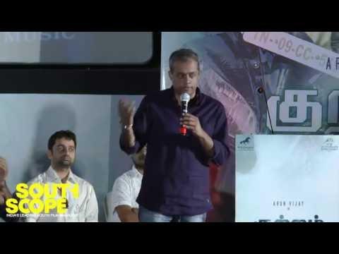 Gautam Menon tells why he rates Arun Vijay really high!