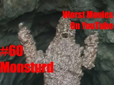 "Worst Movies On YouTube #60- ""Monsturd"" Review"