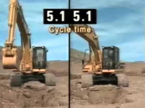 Cat® Impacto do desgaste hidráulico na eficiência