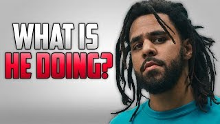 Video Why J. Cole Is Doing So Many Features In 2018 MP3, 3GP, MP4, WEBM, AVI, FLV Maret 2019