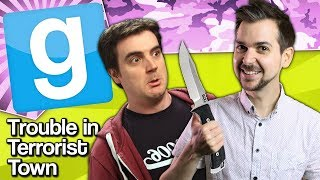 DOUBLE TRAITOR | Gmod TTT