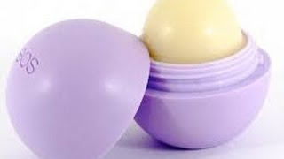DIY Make your own EOS LIP BALM - YouTube