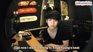 Download Lagu [ENG SUB] 130425 정국 (Jungkook Log) Mp3