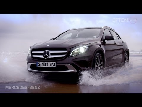 Mercedes-Benz GLA 2013 OFFICIAL Trailer [HD] (Option Auto)