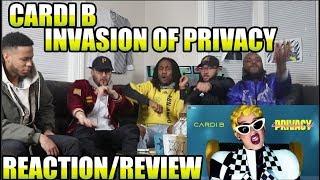 Video CARDI B - INVASION OF PRIVACY (FULL ALBUM) REACTION/REVIEW MP3, 3GP, MP4, WEBM, AVI, FLV Mei 2018