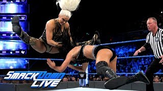 Video Lana vs. Billie Kay - Money in the Bank Qualifying Match: SmackDown LIVE, May 22, 2018 MP3, 3GP, MP4, WEBM, AVI, FLV Juli 2018
