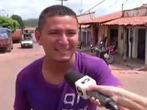 O caos no trânsito de Lago dos Rodrigues é destaque na TV Mirante