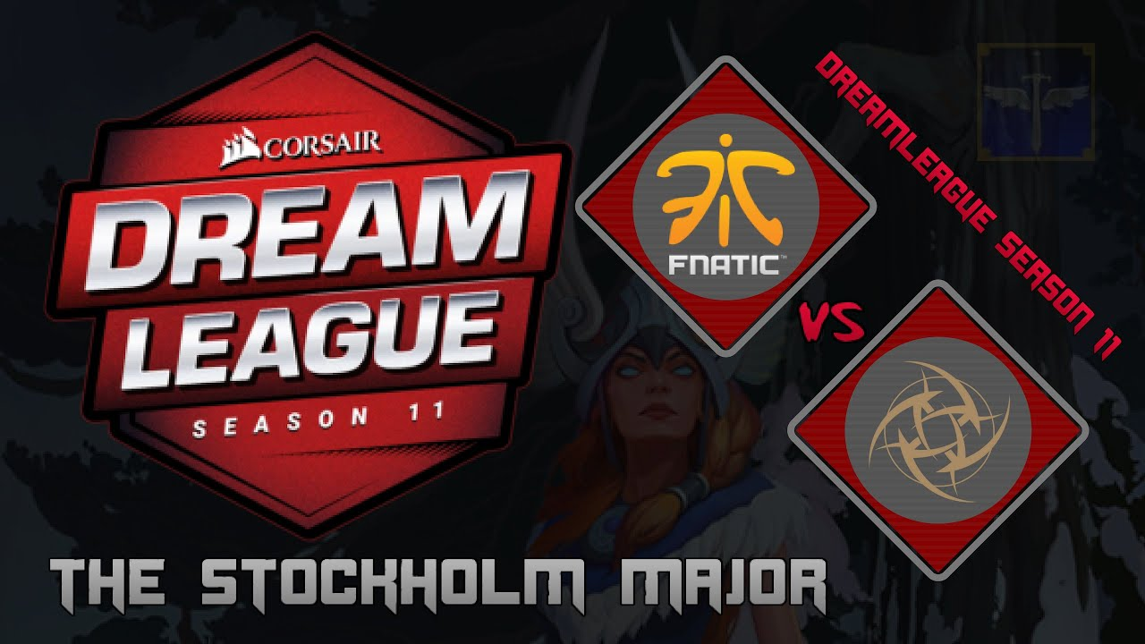 Day 1 Groupstage / Bo3 / DreamLeague Season 11 Stockholm Major / Dota 2 Live - YouTube