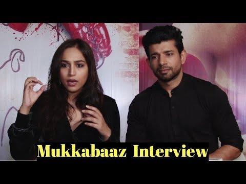 Mukkabaaz Cast: Vineet Kumar Singh & Zoya Hussain Talks About The Movie