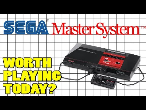 Sega Master System Review - Is it Worth Playing Today? - Top Hat Gaming Man