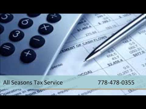All Seasons Tax Service – Personal Income Tax Preparation Kelowna