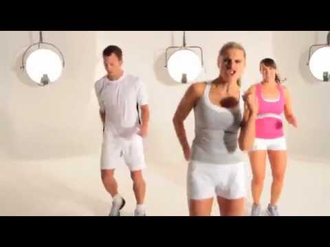 aerobic - One of the best complete workouts you'll find online! (K-Swiss Tubes workout with Deanne Berry - Full workout)