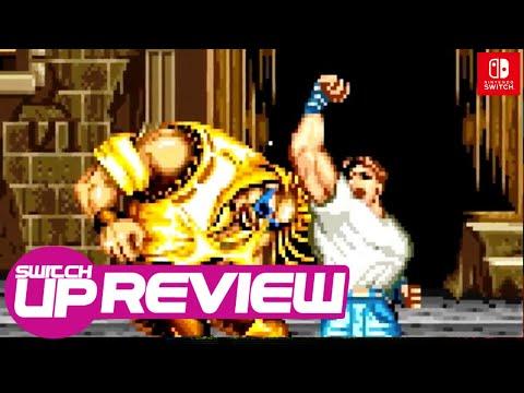 Capcom Beat Em Up Bundle Switch Review - A GREAT reunion? (Nintendo Online Fail!)