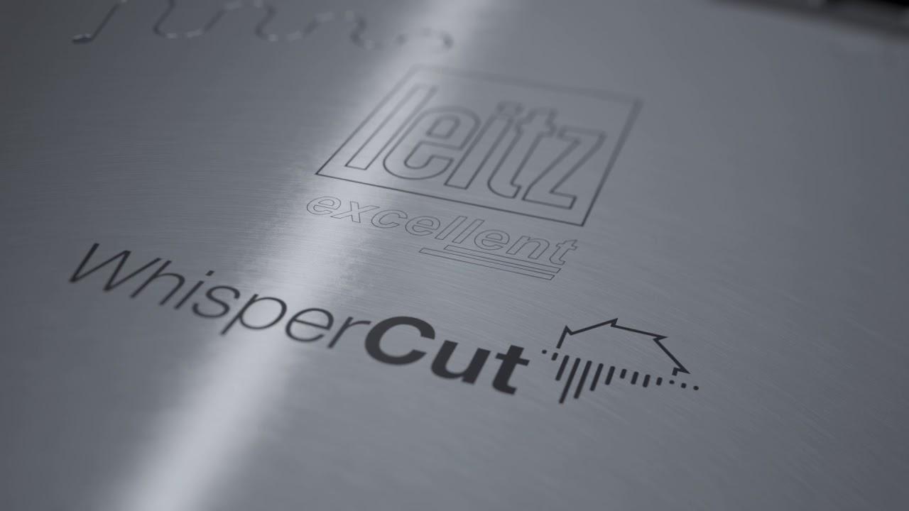 Leitz WhisperCut cirkelzaagblad - Uitstekend ontwerp voor topprestaties op fluistertoon
