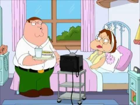 Family Guy Meg Abuse (видео)