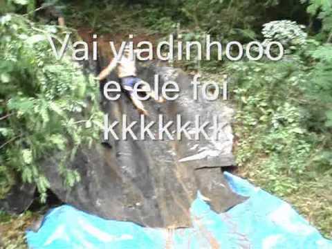 Na barragem da casan em Descanso SC