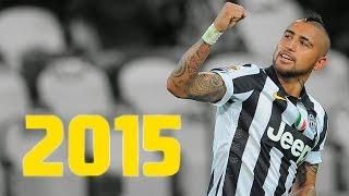 Arturo Vidals beste Szenen in der Saison 2014/15