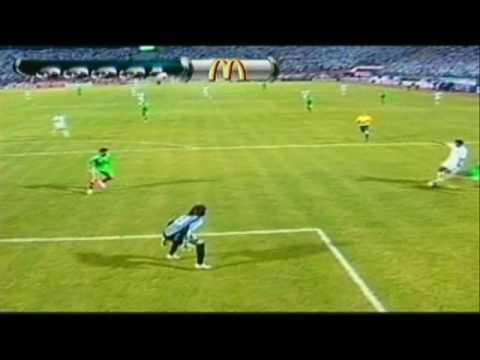Gol de Costly a México