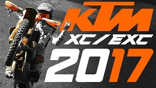 1. 2017 KTM XC/EXC MODEL RANGE REVIEW