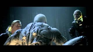 Prometheus Alternate Scene The Engineer Speaks