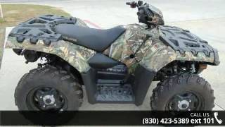 6. 2016 Polaris® Sportsman® 850 Polaris Pursuit® Camo  - ...