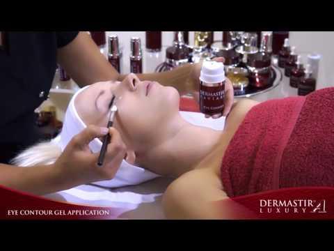 Dermastir Eye Contour Gel Treatment by ALTA CARE Laboratoires, Paris - GT01TV