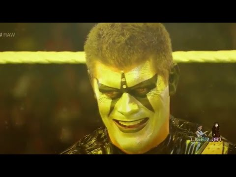 (WWE) Stardust Custom Titantron 2015