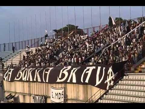 "Video - ZAMORA FC vs caracas ""LA BURRA BRAVA"". - La Burra Brava - Zamora - Venezuela"