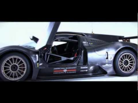0 Ferrari P4/5 Competizione by Pininfarina   Backstage Video | By Piotr Degler Jablonski