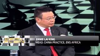 Trends in China's investments in Africa