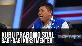 Download Video Debat Usai Debat: Kubu Prabowo Soal Bagi-Bagi Kursi Menteri (Part 6) | Mata Najwa MP3 3GP MP4