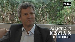 Alejandro Elsztain - CEO de Cresud