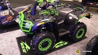 6. 2016 Arctic Mudpro 700 Limited EPS Utility ATV - Walkaround - 2015 AIMEXPO Orlando