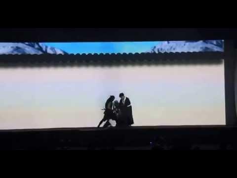 Shadow Dance Performance 2 - Daikin