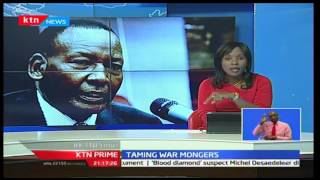 KTN Prime: CS Nkaissery Puts Warmongers On Notice Over Incitement And Hate Speech, 29/09/2016