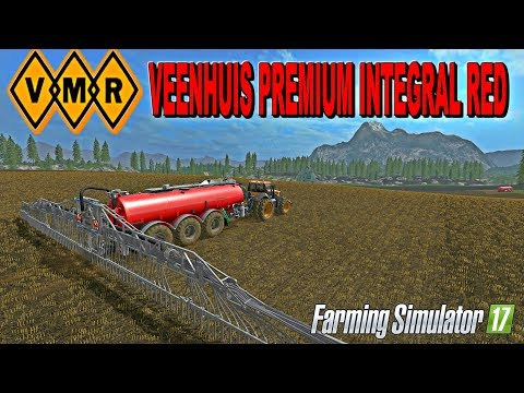 Veenhuis Premium Integral RED v1.0