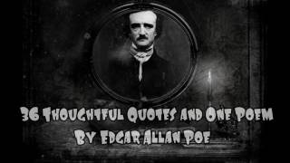 With this week coming to close, we must say farewell to celebrating Edgar Allan Poe's birthday. So as one last Happy Birthday to this pure genius of horror and ...