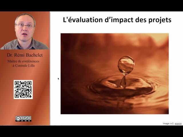 Évaluation des projets
