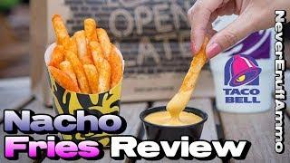 Video Taco Bell Nacho Fries Review MP3, 3GP, MP4, WEBM, AVI, FLV Maret 2018