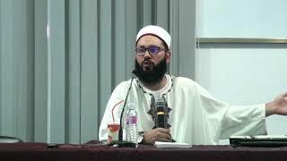 دورة في علم المنطق - الدرس 9/ الشيخ عصام السبوعي