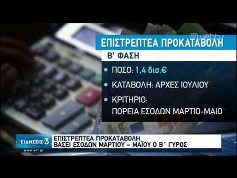 Επιστρεπτέα προκαταβολή: Αρχίζει η διαδικασία του β' γύρου με € 1,4 δις | 02/06/20 | ΕΡΤ