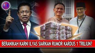 Video Beranikah ILC-nya Karni Ilyas Siarkan Rum0r Kardus 1 Triliun? MP3, 3GP, MP4, WEBM, AVI, FLV Agustus 2018