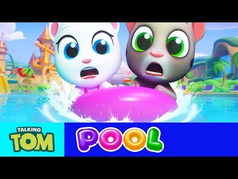 Video Talking Tom Pool - Jump In! (Official Launch Trailer) download in MP3, 3GP, MP4, WEBM, AVI, FLV January 2017