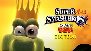KING K ROOL SMASH BROS. DLC GAMEPLAY