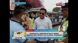 Video BT: Sundalo, nakipagtalo nang masita ng MMDA sa illegal parking MP3, 3GP, MP4, WEBM, AVI, FLV September 2018